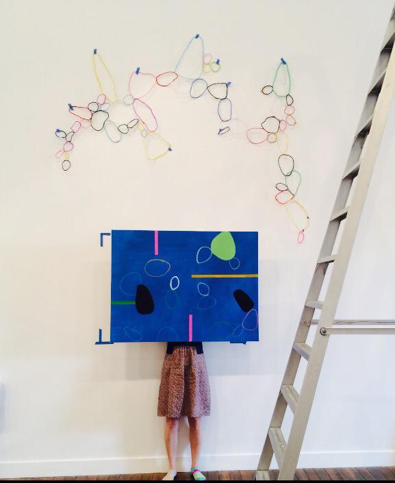Michelle Le Dain, artist